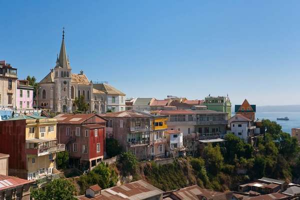 In 18 Tagen nach Valparaíso