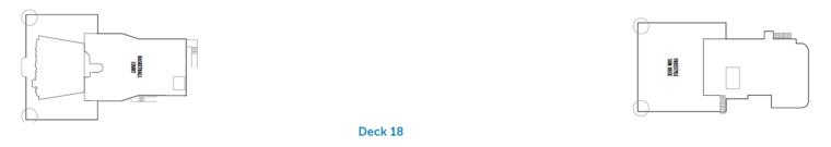 Norwegian Getaway Deck 18