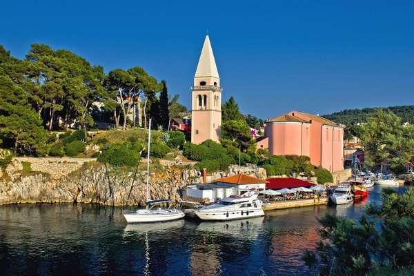 Mali Lošinj, Kroatië