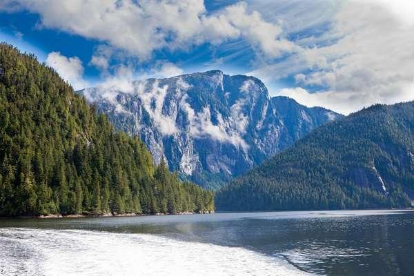 Rudyerd Bay, Alaska