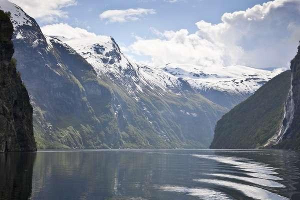 6 jours de navigation à bord du bateau Lofoten vers Bergen