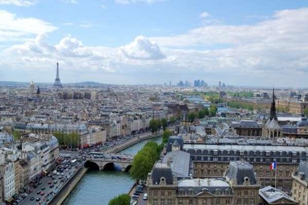 Seine rivier, Frankrijk