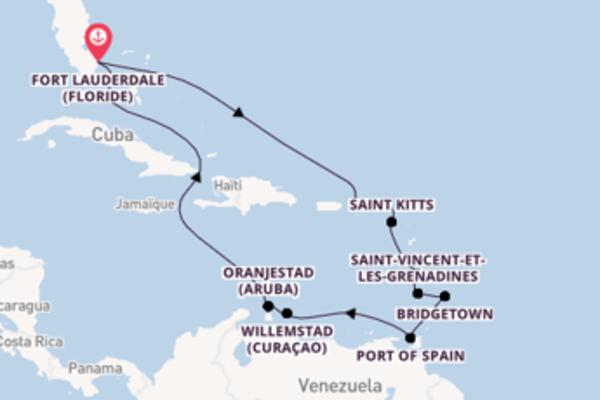 Ressentez avec Princess Cruises, la destination: Port of Spain