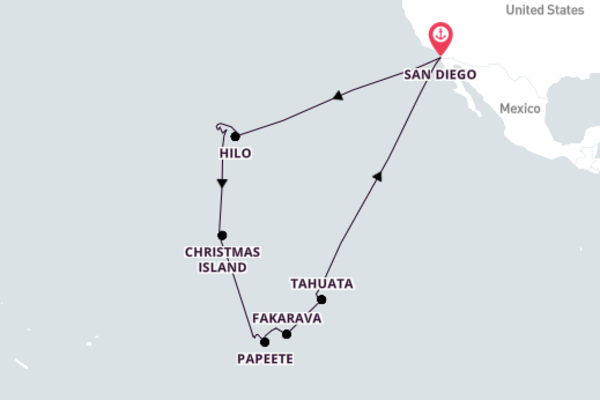 Visit Delightful Tahuata from San Diego