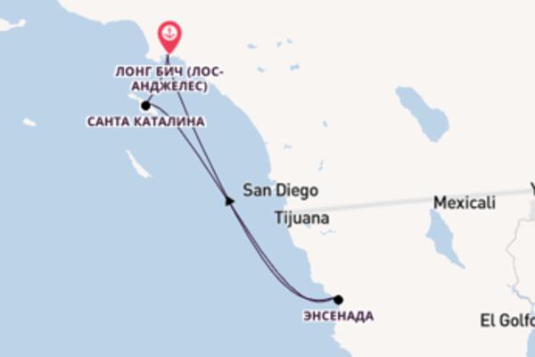 Мексика и Калифорния