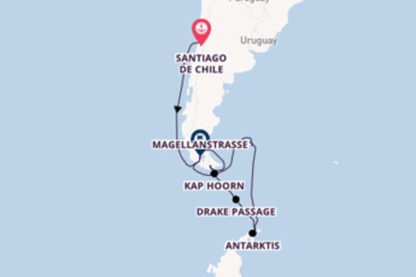 Wunderschöne Reise mit der Roald Amundsen