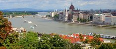 Donau Katarakten ab Passau