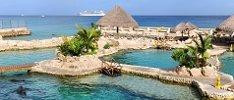 Karibisches Meer zu Ostern