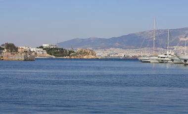 Iles grecques, Mer Méditerranée