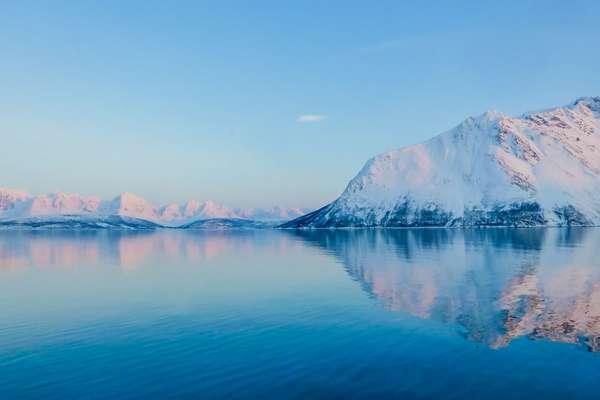 Samarinbreen, Norwegen