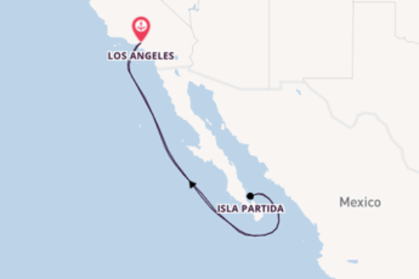 Delightful trip from Los Angeles with Royal Caribbean