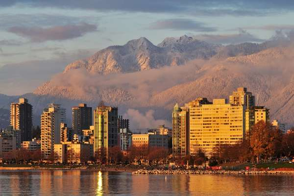 Viaggio da Vancouver verso Whittier