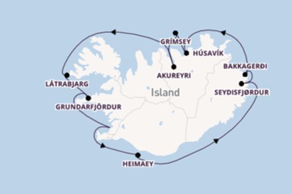 Island Rundtour