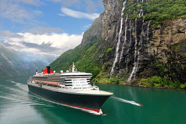 Memorable trip from Québec City with Cunard