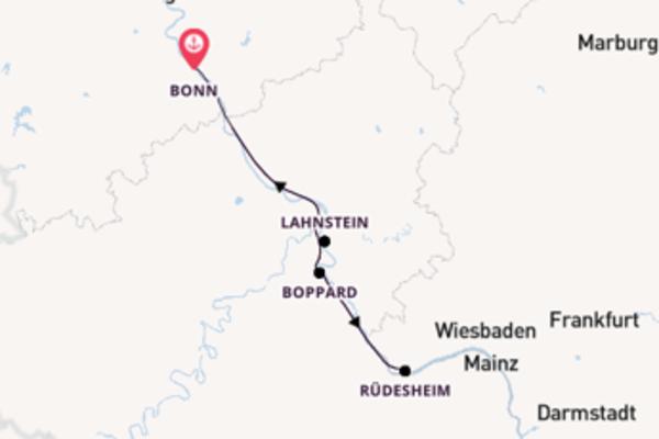 Faszinierender Mittelrhein
