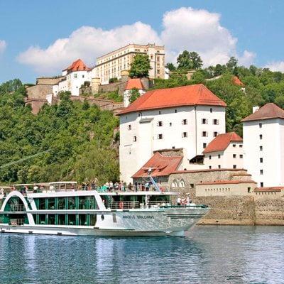 Een klassieke cruise langs de Rijn