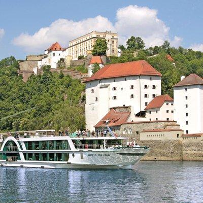 Een prachtige Europese cruise vanaf Duitsland