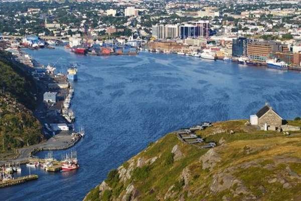 Boston, depuis Bayonne à bord du bateau Adventure of the Seas