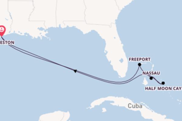 9 jours pour découvrir Freeport au départ de Galveston
