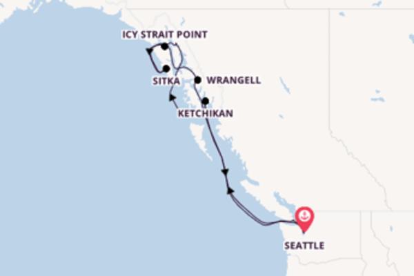 11 giorni da Seattle
