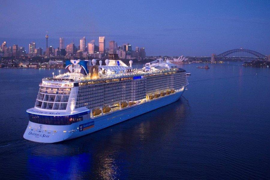 9 nachten met de Ovation of the Seas