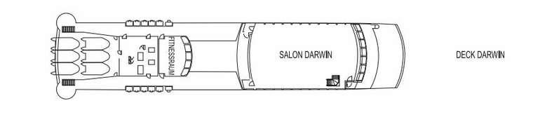 MV Stella Australis Darwin Deck