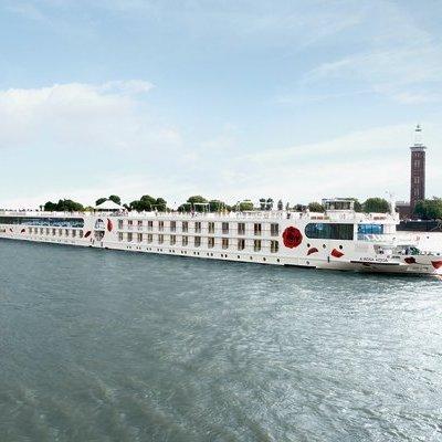 Een schitterende cruise over de Rijn