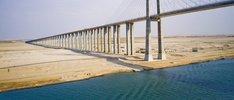 Durch den Suezkanal ab Genua