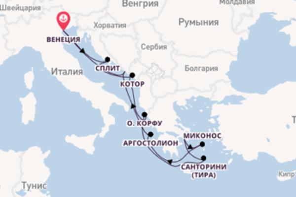 Фееричный круиз на 11 дней с Norwegian Cruise Line