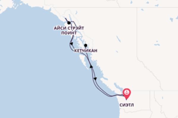 Лучезарный круиз с Norwegian Cruise Line