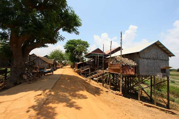 Kampong Chhnang, Kambodscha