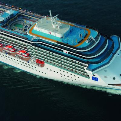 Sfeervolle cruise naar Ionisch eiland