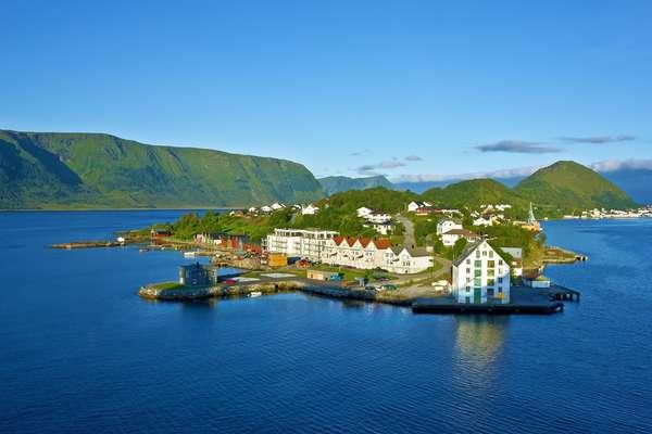 Envoutante balade pour découvrir Brønnøysund