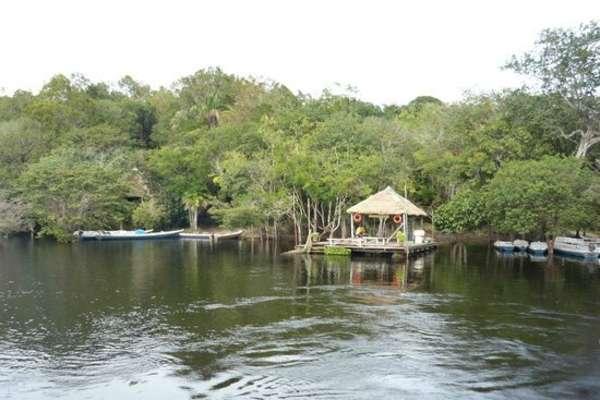 Badajos (Pará), Brésil