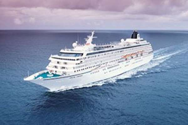 Journey from Melbourne with the Crystal Symphony