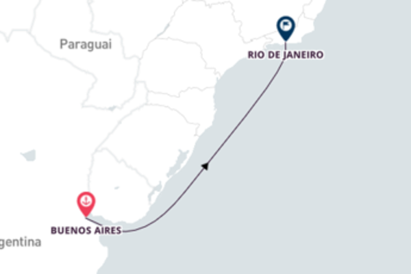 Inigualável cruzeiro com a MSC Cruzeiros