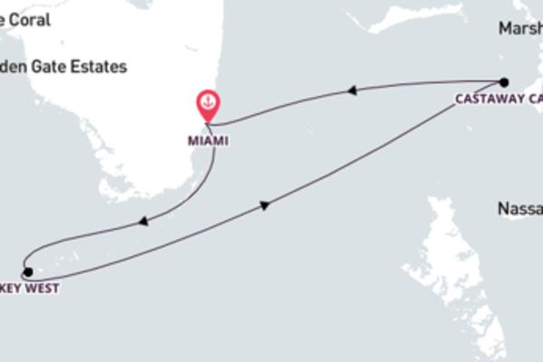 Sensacional viagem com a Disney Cruise Line