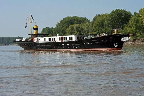 Mit Rad & Schiff von Amsterdam nach Brügge