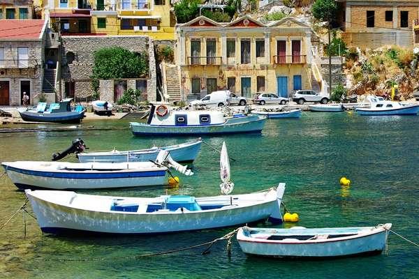 Rhodes, Grécia