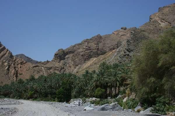 Эль-Хасаб, Оман