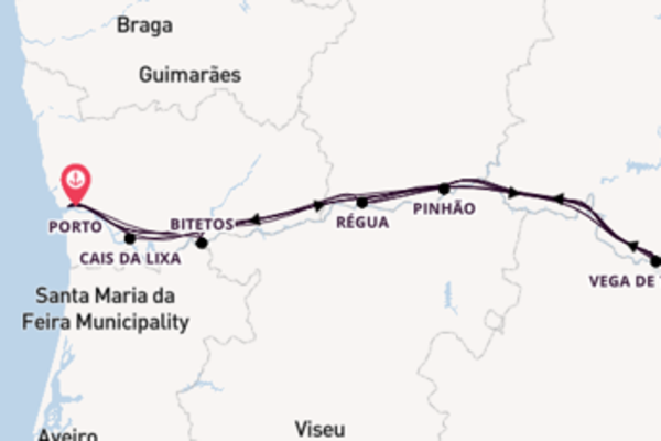 Herrliche Reise über Bitetos in 8 Tagen