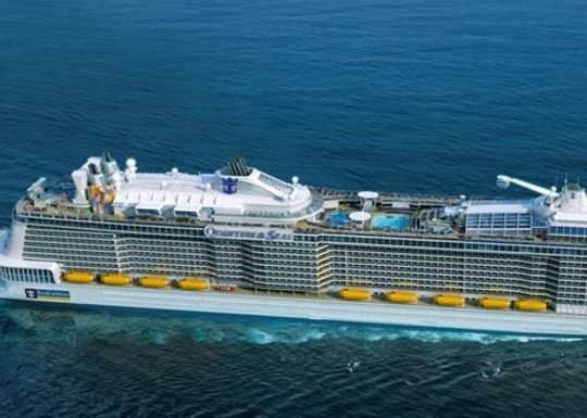 Set Sail From Sydney To New Zealand Ovation Of The Seas