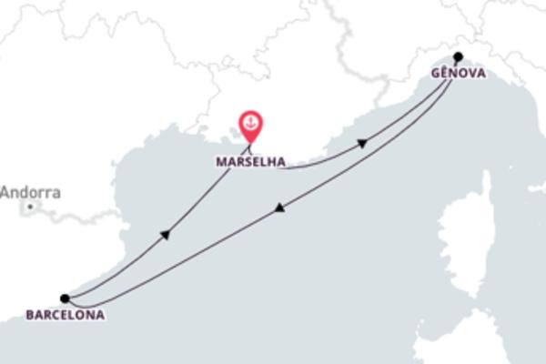 Memorável cruzeiro de 4 dias com a MSC Cruzeiros