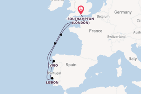 Journey with Royal Caribbean from Southampton (London)