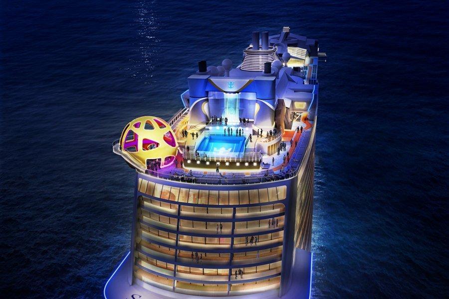 5 nachten met de Spectrum of the Seas