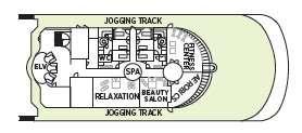 Seven Seas Navigator Deck 12