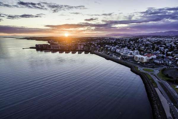 Hafnarfjödur, Island