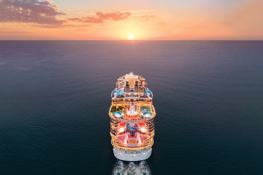 7 nachten met de Allure of the Seas