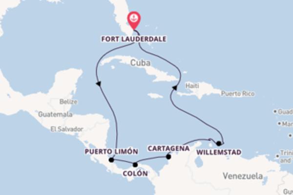 12-daagse reis naar Fort Lauderdale