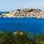 Französische und italienische Riviera